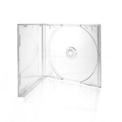 قاب سی دی پهن شفاف ( جول )