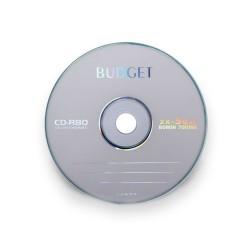 سی دی خام باجت کارتن 600 عددی  (BUDGET)
