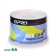 سی دی خام اپرو باکس دار  (Epro )