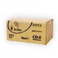 سی دی خام دکتر دیتا باکسدار کارتن 600 عددی (Dr.Data) :