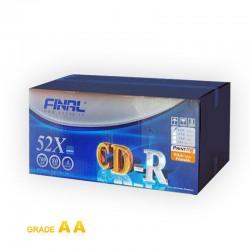 سی دی خام پرینتیبل پرینت می فینال باکس دار کارتن 600 عددی