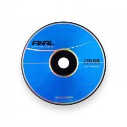 سی دی خام فینال طلایی باکسدار کارتن 300 عددی