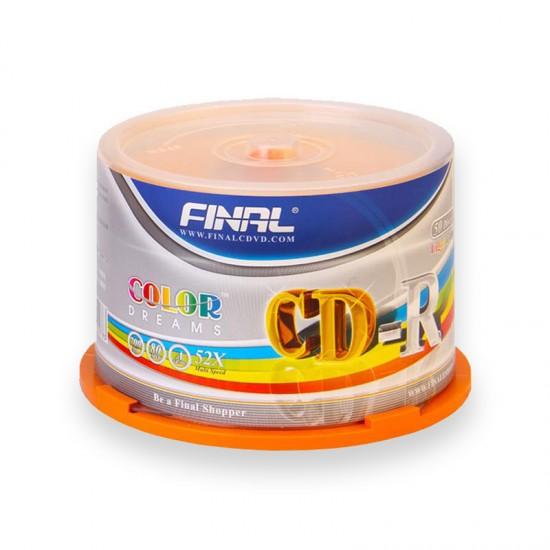 سی دی فینال طلایی