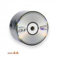 سی دی خام سونی شرینگ 50 عددی ( SONY )