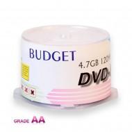 دی وی دی خام باجت قرمز  (BUDGET)
