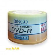 دی وی دی پرینتیبل بینگو (BINGO)