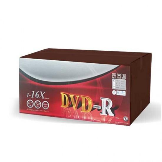 دی وی دی خام فینال باکس دار 600 عددی