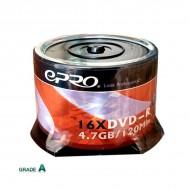 دی وی دی خام اپرو باکس دار  کارتن 600 عددی (Epro)