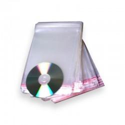 سلفون سی دی درب چسب دار