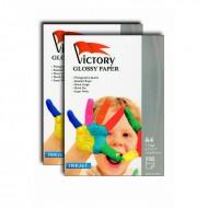 کاغذفتوگلاسه 115 گرم ویکتوریا  ( VICTORY )