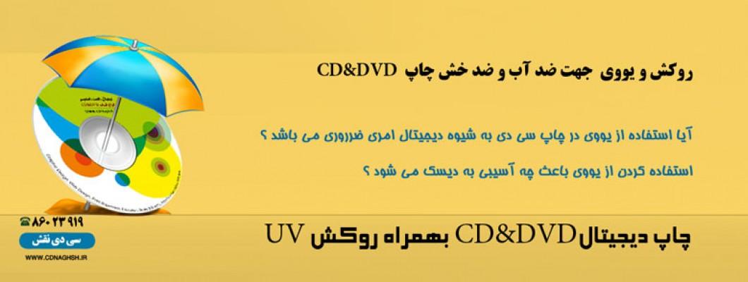 روکش یووی سی دی
