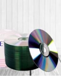سی دی خام چاپدار